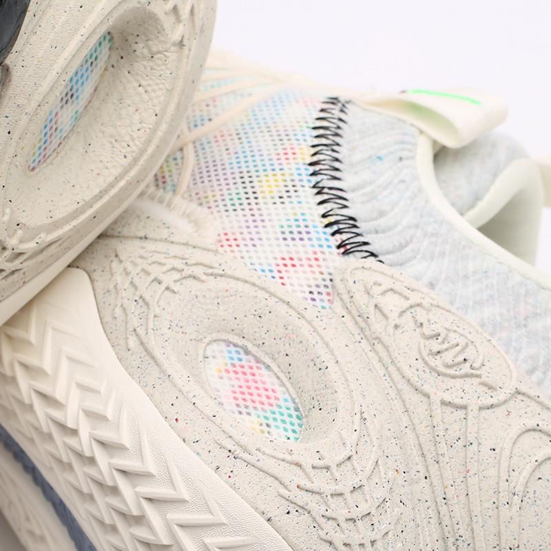 мужские бежевые  кроссовки nike cosmic unity DA6725-100 - цена, описание, фото 9