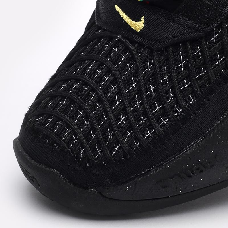 мужские чёрные  кроссовки nike cosmic unity DA6725-003 - цена, описание, фото 8