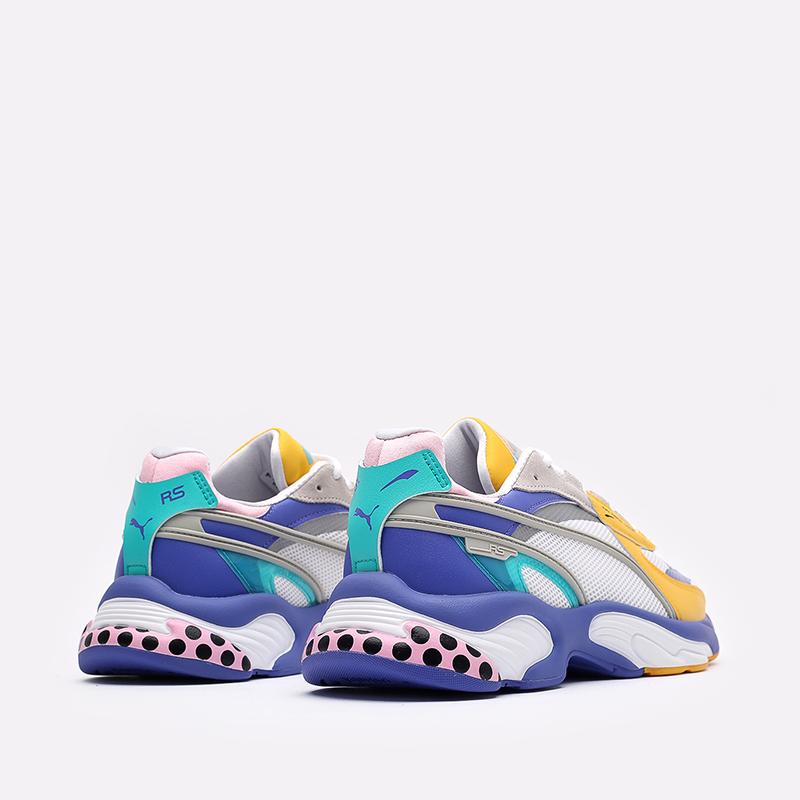 мужские разноцветные кроссовки PUMA RS-Connect x Aka Boku 37596801 - цена, описание, фото 3