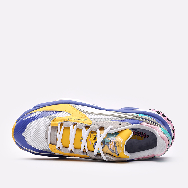 мужские разноцветные кроссовки PUMA RS-Connect x Aka Boku 37596801 - цена, описание, фото 6