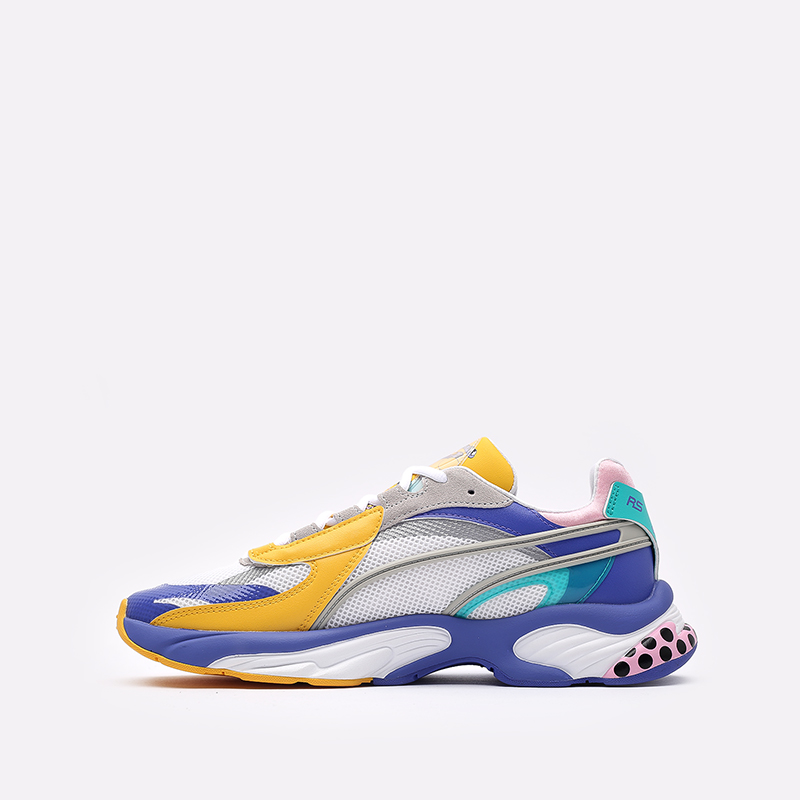 мужские разноцветные кроссовки PUMA RS-Connect x Aka Boku 37596801 - цена, описание, фото 2