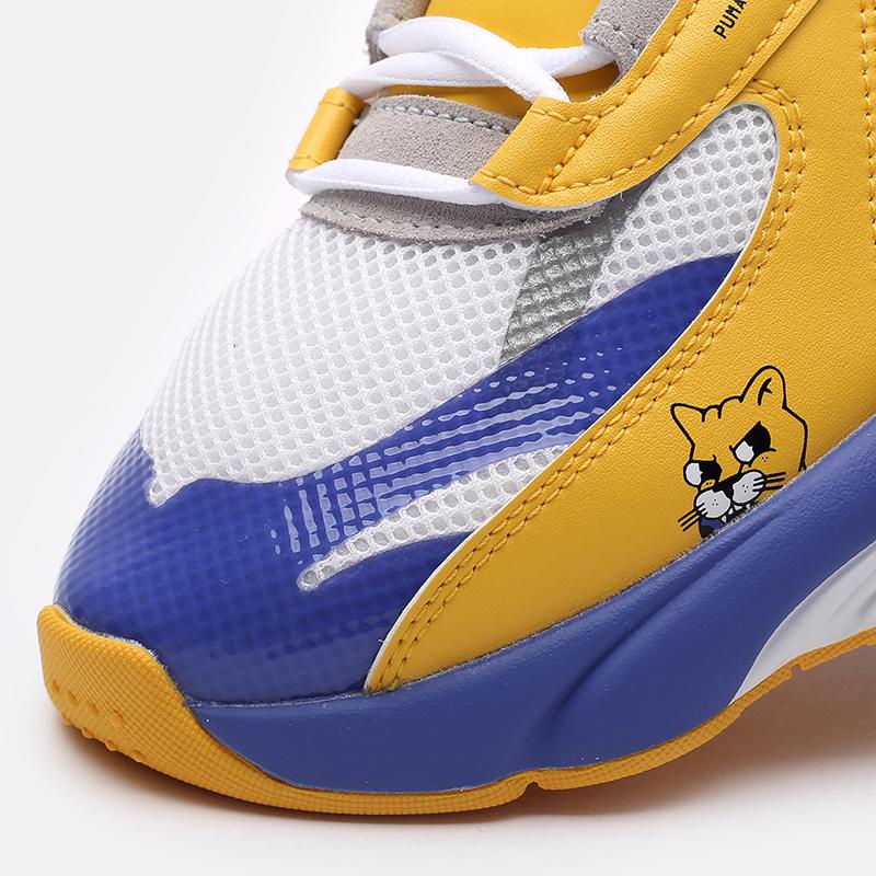 мужские разноцветные кроссовки PUMA RS-Connect x Aka Boku 37596801 - цена, описание, фото 8