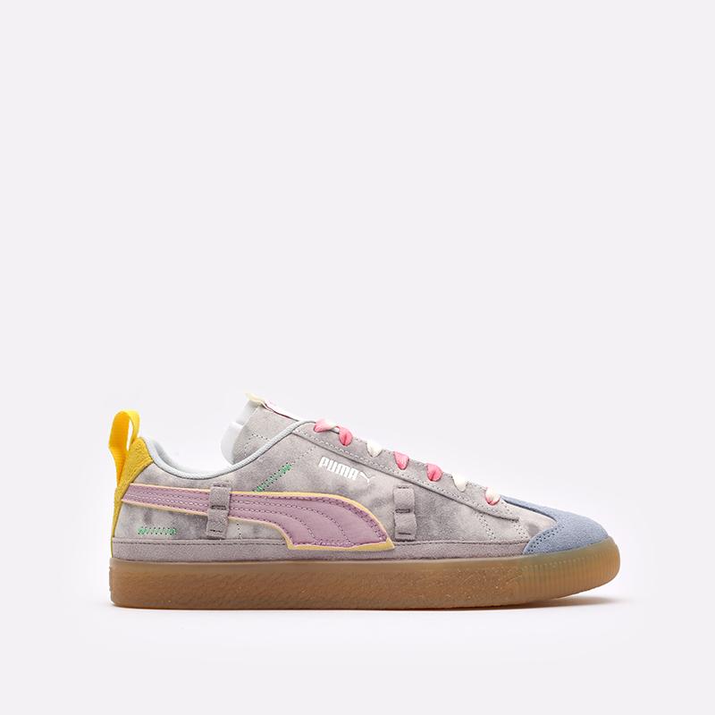 мужские разноцветные кроссовки PUMA Suede VTG x Kidsuper 38051301 - цена, описание, фото 1