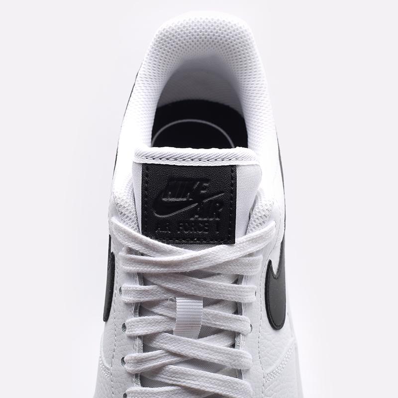 женские белые, чёрные  кроссовки nike wmns air force 1 '07 315115-152 - цена, описание, фото 3