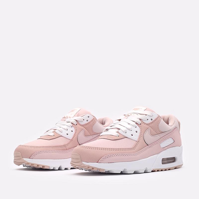 женские розовые кроссовки Nike WMNS Air Max 90 DJ3862-600 - цена, описание, фото 2