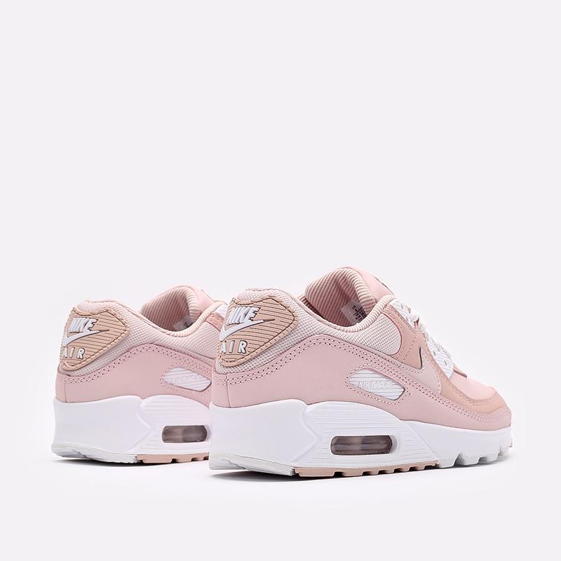 женские розовые кроссовки Nike WMNS Air Max 90 DJ3862-600 - цена, описание, фото 5