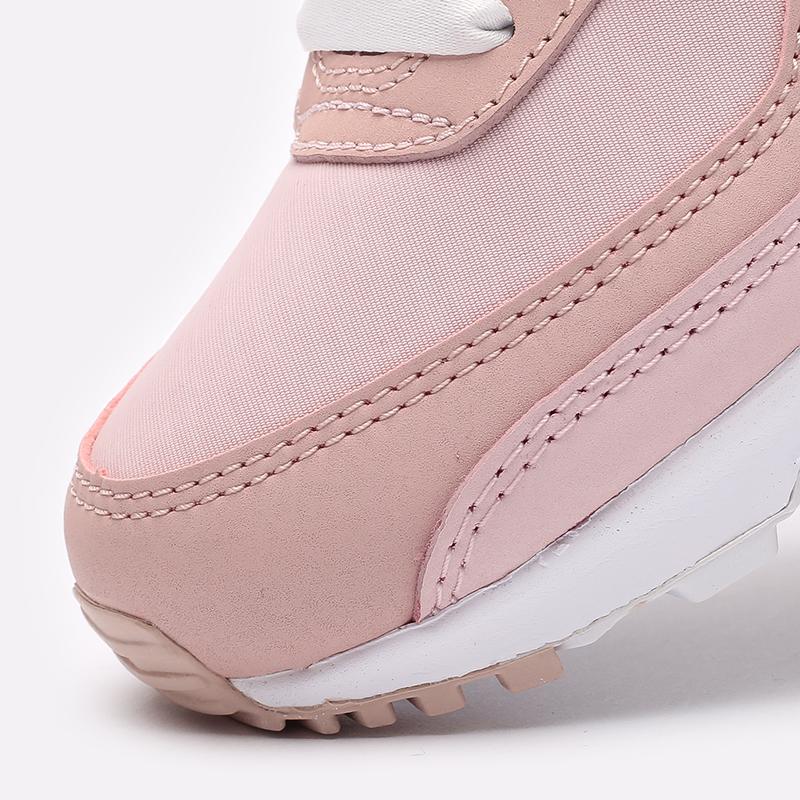 женские розовые кроссовки Nike WMNS Air Max 90 DJ3862-600 - цена, описание, фото 7