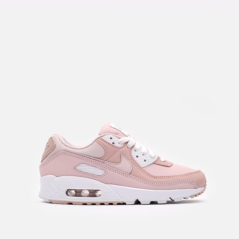 женские розовые кроссовки Nike WMNS Air Max 90 DJ3862-600 - цена, описание, фото 1