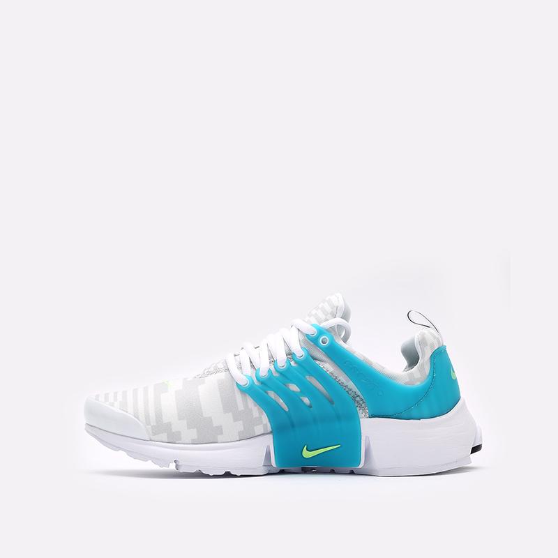 мужские серые кроссовки Nike Air Presto DJ6899-100 - цена, описание, фото 2
