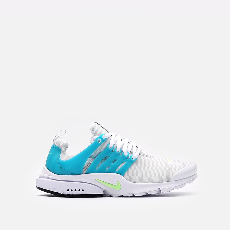 мужские серые кроссовки Nike Air Presto DJ6899-100 - цена, описание, фото 1