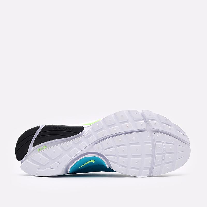 мужские серые кроссовки Nike Air Presto DJ6899-100 - цена, описание, фото 5
