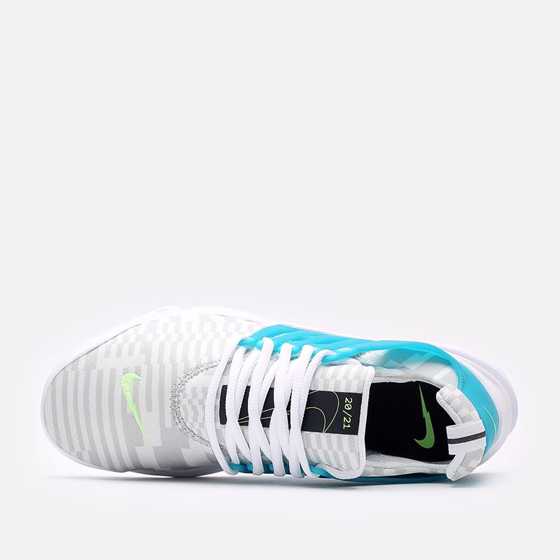 мужские серые кроссовки Nike Air Presto DJ6899-100 - цена, описание, фото 6