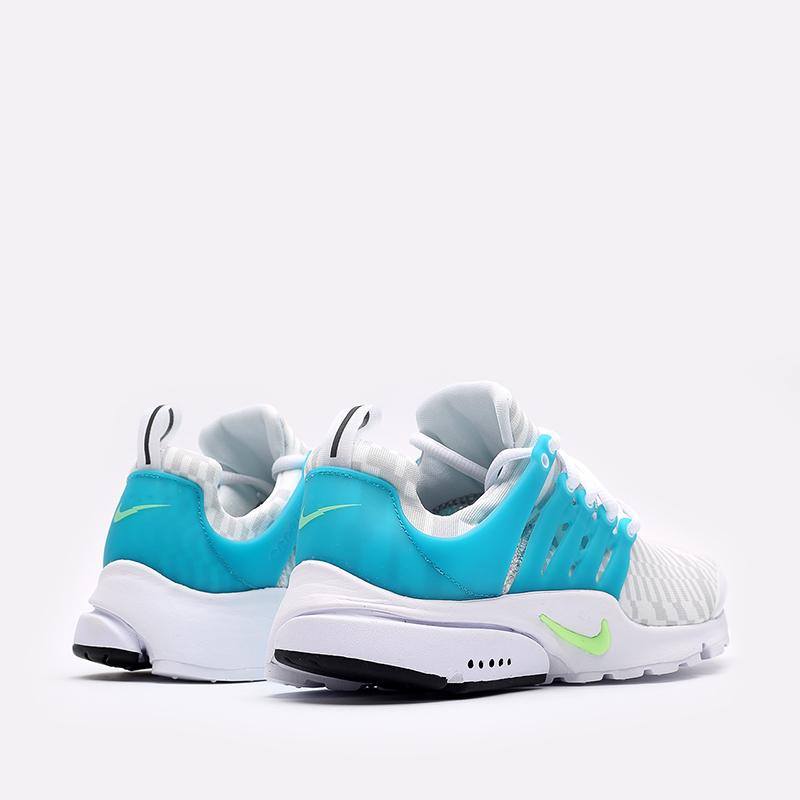 мужские серые кроссовки Nike Air Presto DJ6899-100 - цена, описание, фото 3