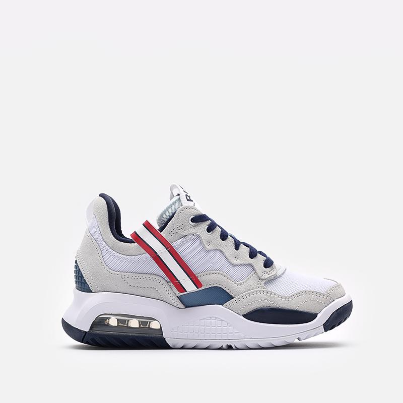 женские белые  кроссовки jordan wmns ma2 psg DJ2030-104 - цена, описание, фото 1