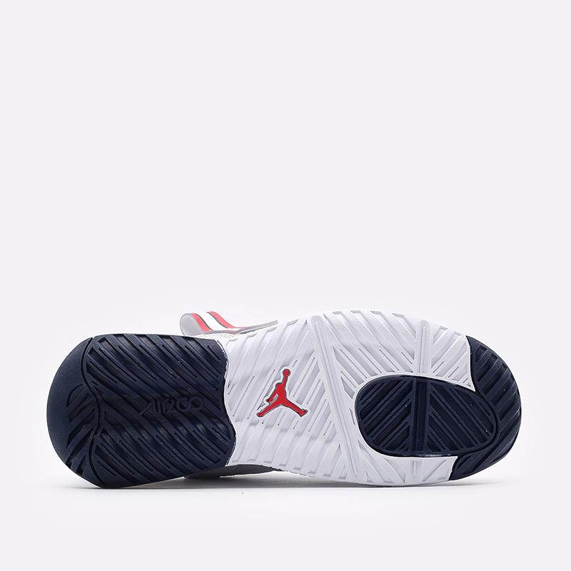 женские белые  кроссовки jordan wmns ma2 psg DJ2030-104 - цена, описание, фото 5