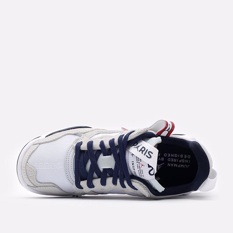 женские белые  кроссовки jordan wmns ma2 psg DJ2030-104 - цена, описание, фото 6