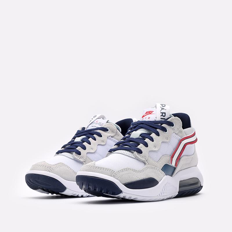 женские белые  кроссовки jordan wmns ma2 psg DJ2030-104 - цена, описание, фото 4