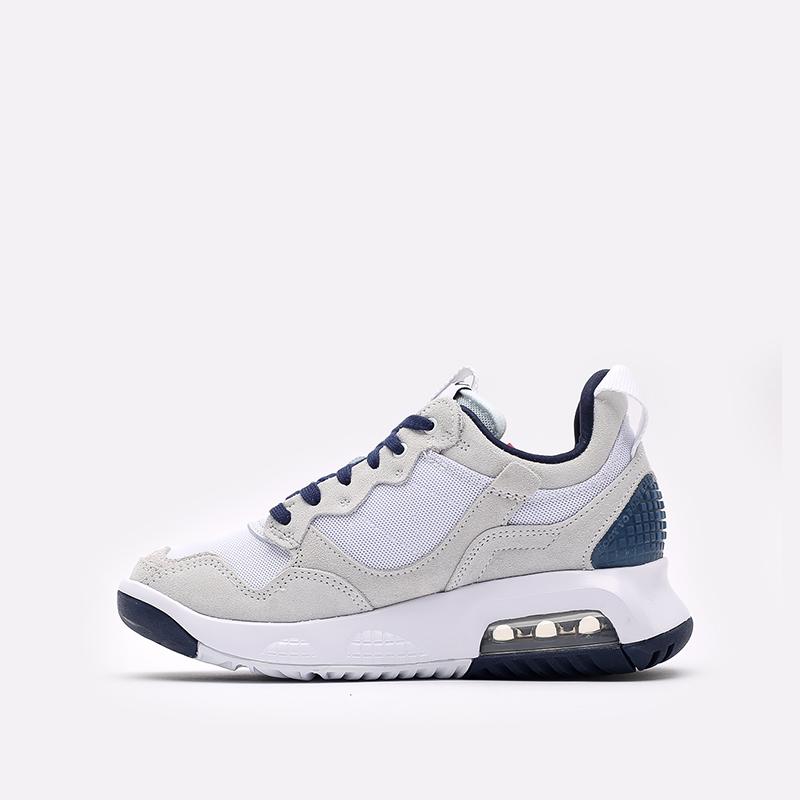 женские белые  кроссовки jordan wmns ma2 psg DJ2030-104 - цена, описание, фото 2