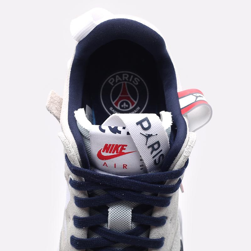 женские белые  кроссовки jordan wmns ma2 psg DJ2030-104 - цена, описание, фото 7