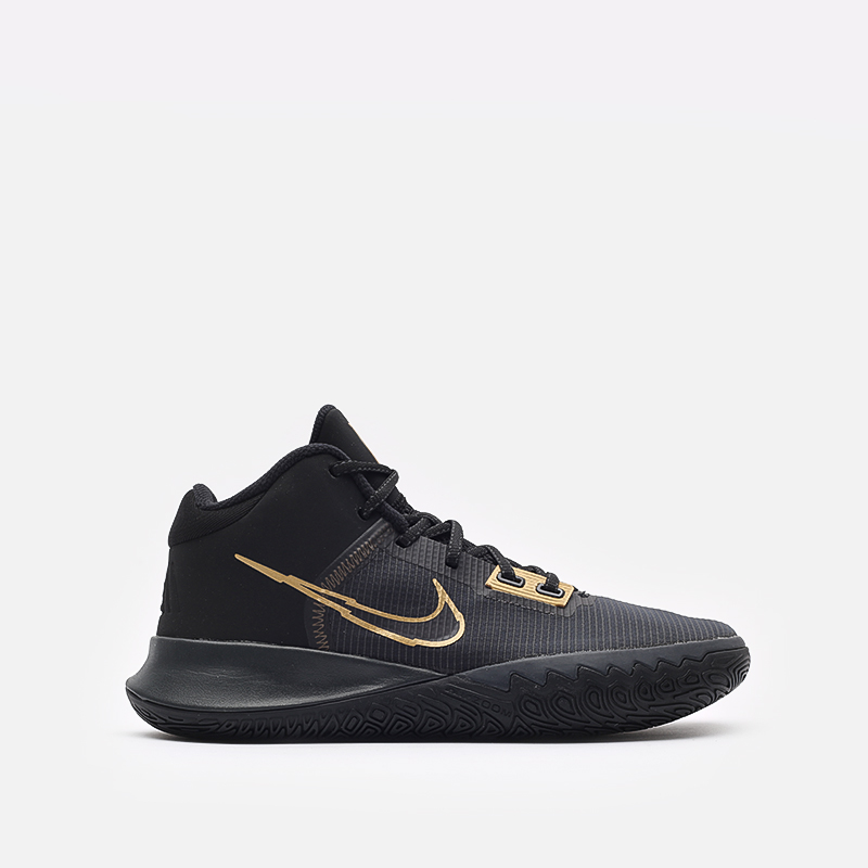 мужские черные баскетбольные кроссовки Nike Kyrie Flytrap IV CT1972-005 - цена, описание, фото 1