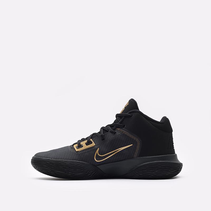 мужские черные баскетбольные кроссовки Nike Kyrie Flytrap IV CT1972-005 - цена, описание, фото 2