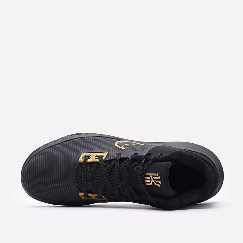 мужские черные баскетбольные кроссовки Nike Kyrie Flytrap IV CT1972-005 - цена, описание, фото 6