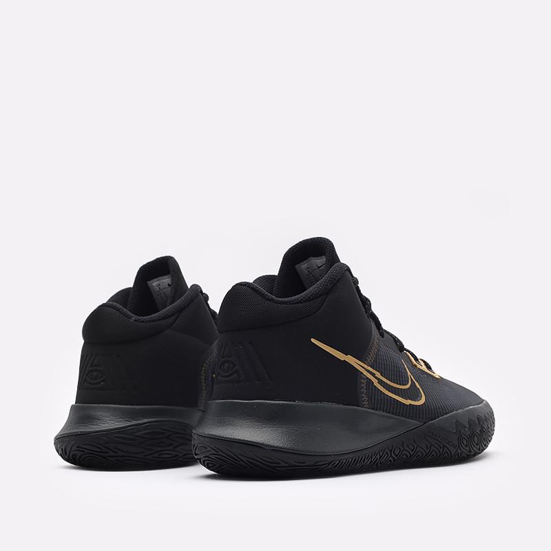 мужские черные баскетбольные кроссовки Nike Kyrie Flytrap IV CT1972-005 - цена, описание, фото 3