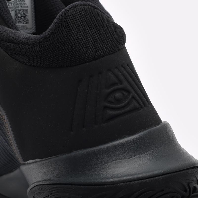 мужские черные баскетбольные кроссовки Nike Kyrie Flytrap IV CT1972-005 - цена, описание, фото 7