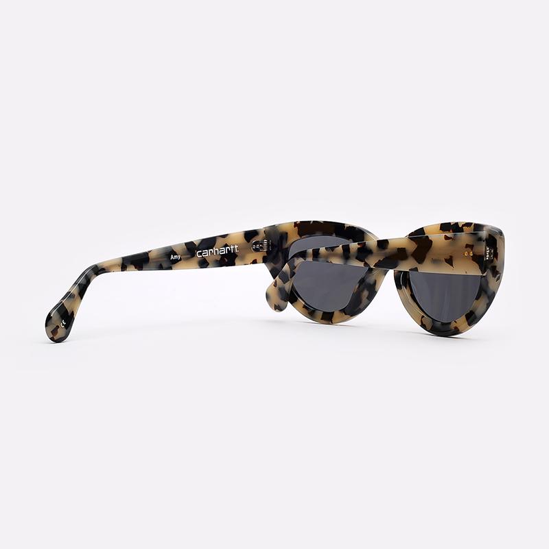 бежевый  солнцезащитные очки carhartt wip amy I028341-blond/black - цена, описание, фото 2