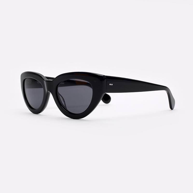 чёрный  солнцезащитные очки carhartt wip amy I028341-black/black - цена, описание, фото 1