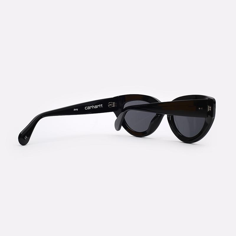 чёрный  солнцезащитные очки carhartt wip amy I028341-black/black - цена, описание, фото 2
