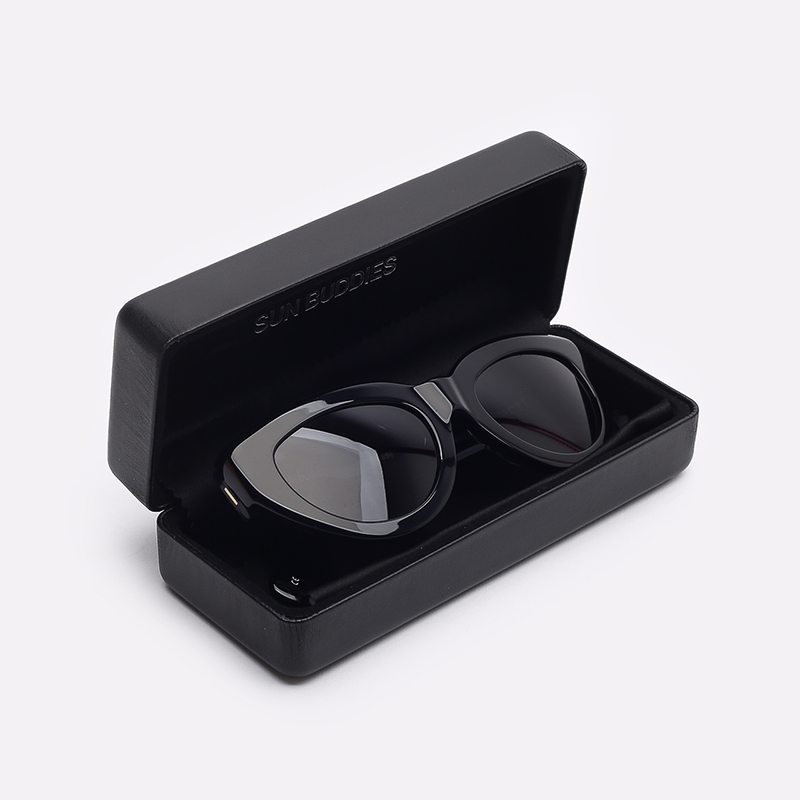 чёрный  солнцезащитные очки carhartt wip amy I028341-black/black - цена, описание, фото 3