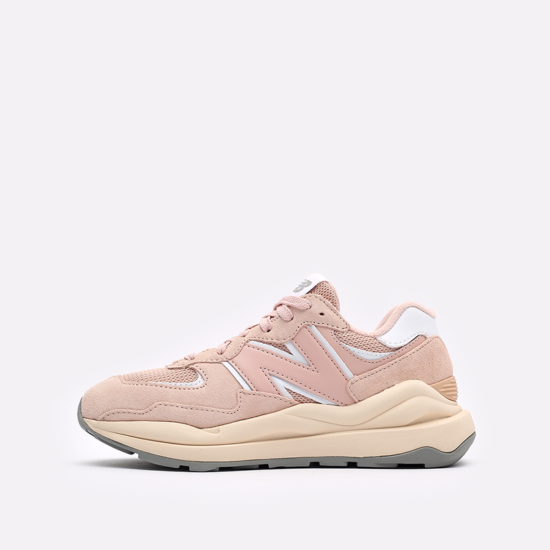 женские розовые  кроссовки new balance 5740 W5740CC/B - цена, описание, фото 2