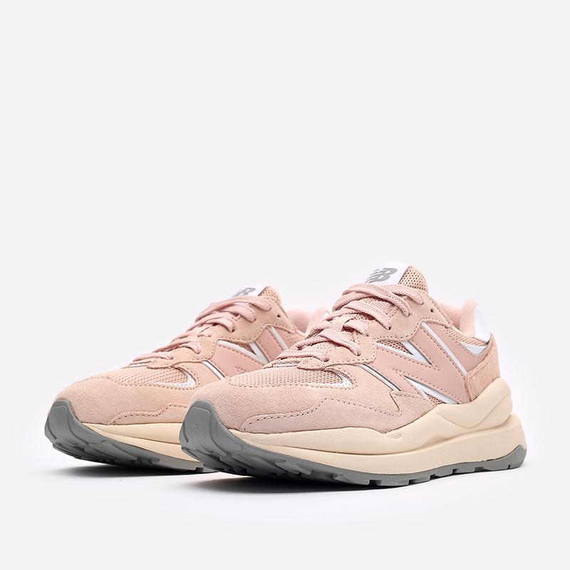 женские розовые  кроссовки new balance 5740 W5740CC/B - цена, описание, фото 4