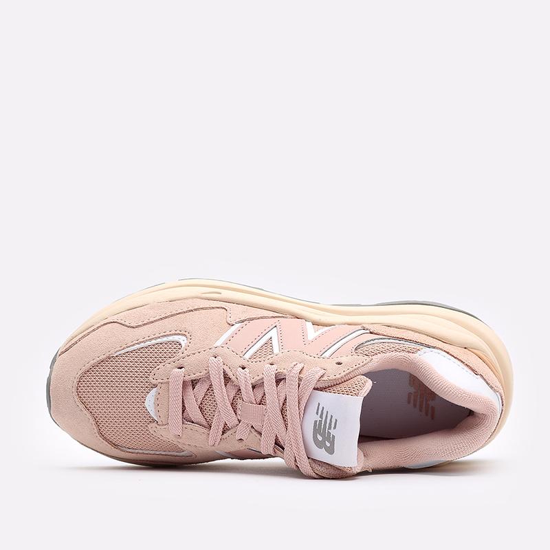 женские розовые  кроссовки new balance 5740 W5740CC/B - цена, описание, фото 6