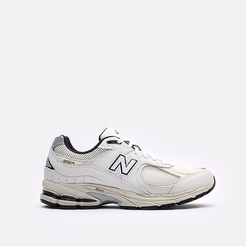 мужские белые  кроссовки new balance 2002 ML2002RQ/D - цена, описание, фото 1