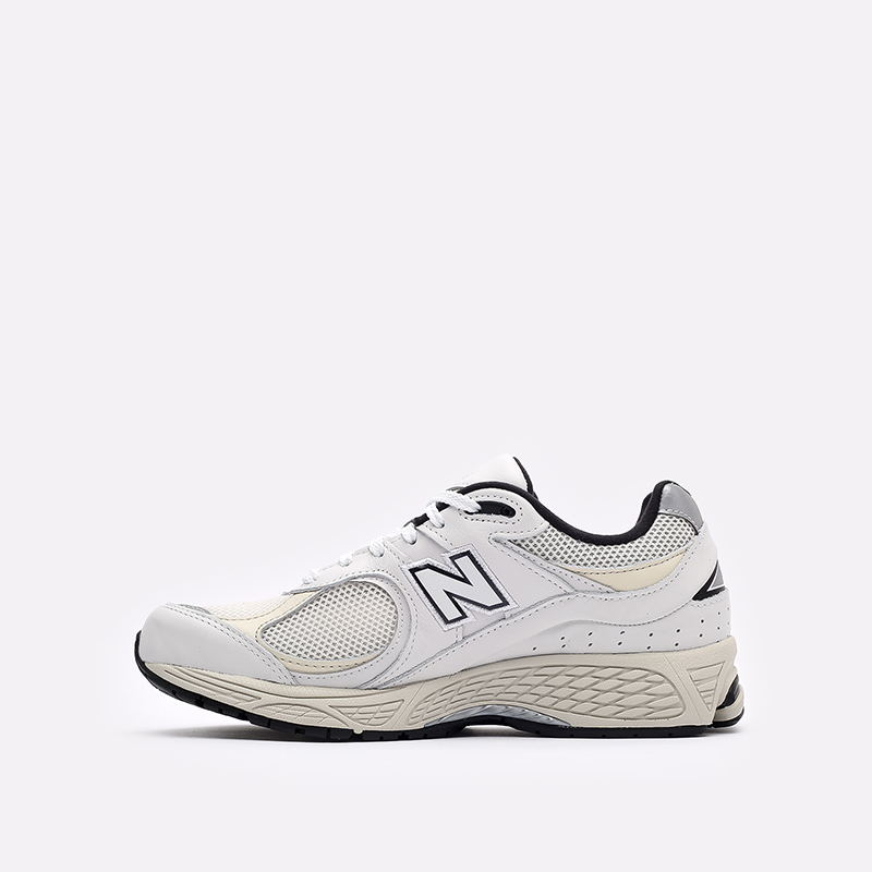 мужские белые  кроссовки new balance 2002 ML2002RQ/D - цена, описание, фото 2
