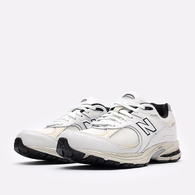 мужские белые  кроссовки new balance 2002 ML2002RQ/D - цена, описание, фото 4