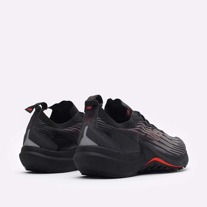 мужские чёрные  кроссовки new balance fuelcell speedrift MSPDRBK/D - цена, описание, фото 3