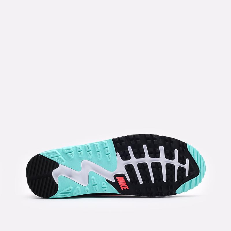 мужские разноцветные  кроссовки nike air max 90 g CU9978-133 - цена, описание, фото 5