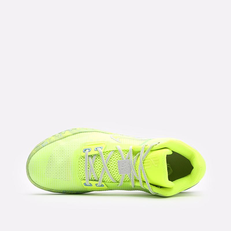жёлтые  кроссовки nike kyrie flytrap iv CT1972-700 - цена, описание, фото 6
