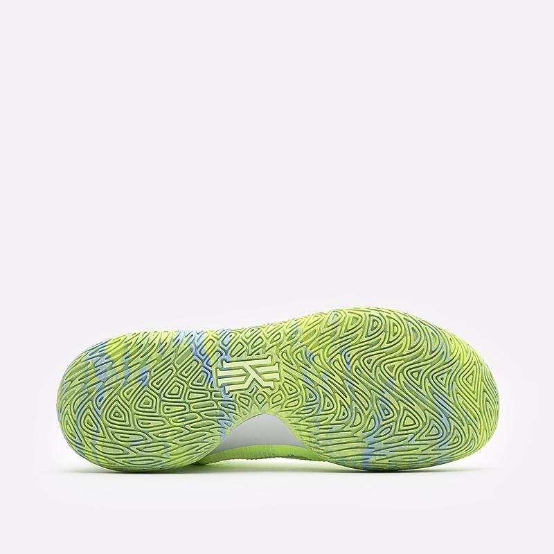 жёлтые  кроссовки nike kyrie flytrap iv CT1972-700 - цена, описание, фото 5