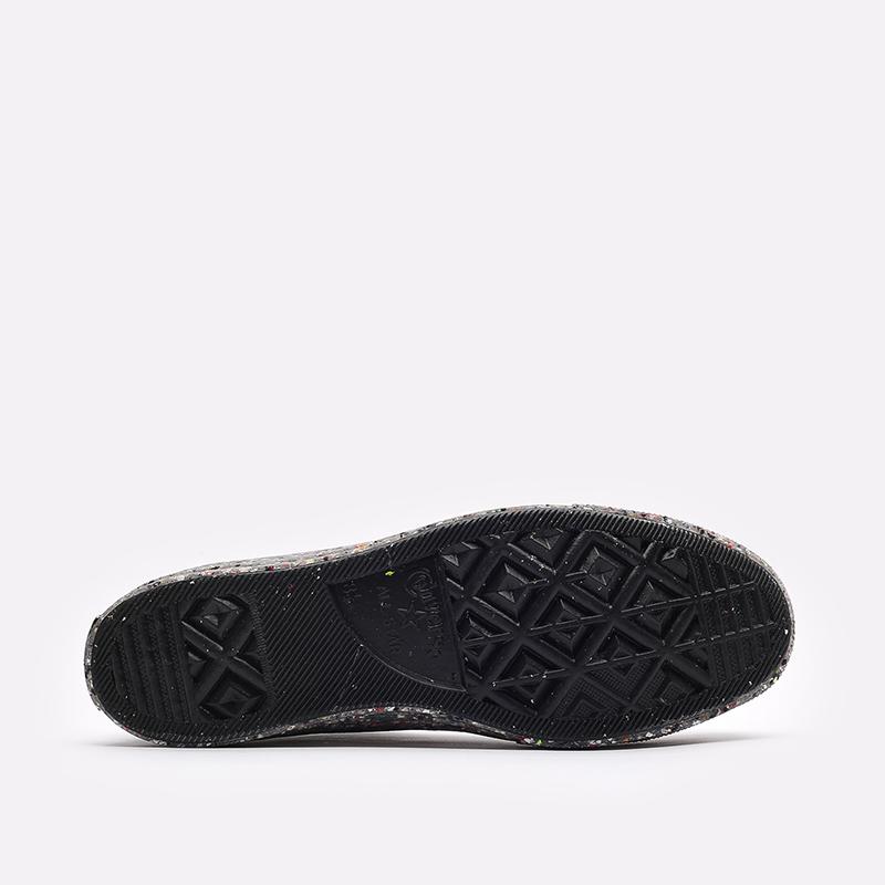 чёрные  кеды converse chuck 70 ox 170867 - цена, описание, фото 3