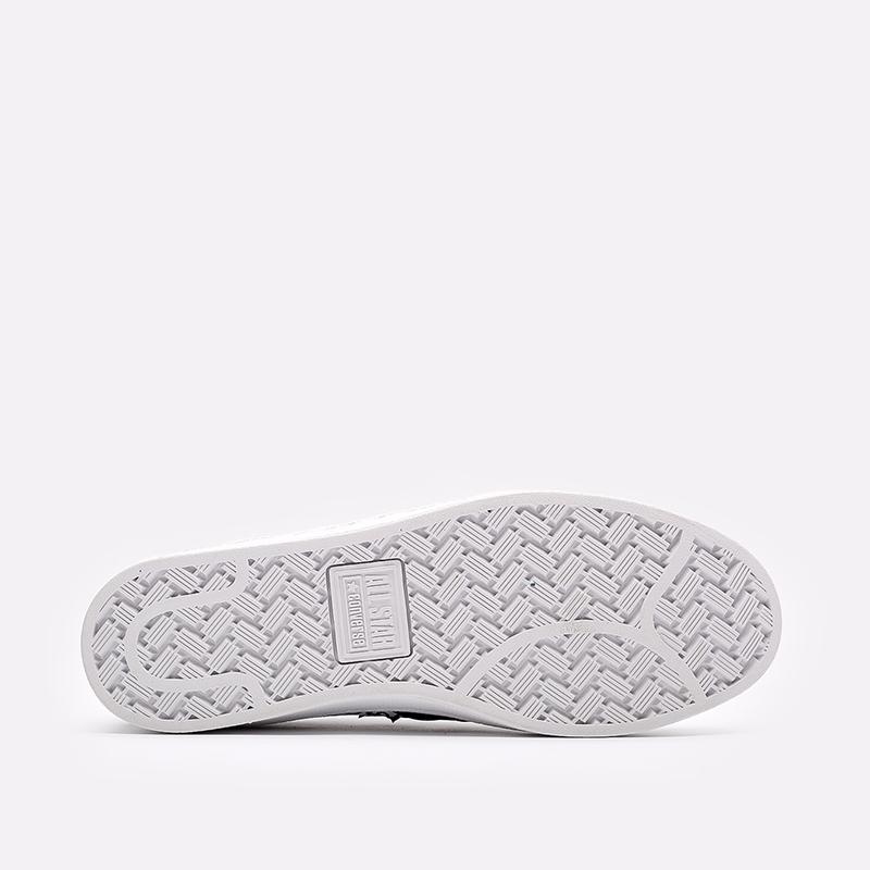 белые кеды Converse Pro Leather OX x Keith Haring 171857 - цена, описание, фото 3
