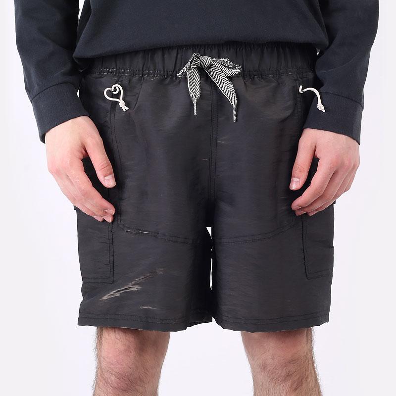 мужские черные шорты  PUMA Rhuigi Short 58906901 - цена, описание, фото 1