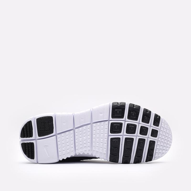 мужские чёрные  кроссовки nike free run trail CW5814-001 - цена, описание, фото 5