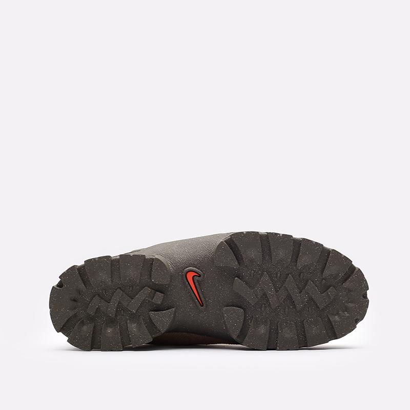 женские бежевые  кроссовки nike wmns lahar low DD0060-200 - цена, описание, фото 5