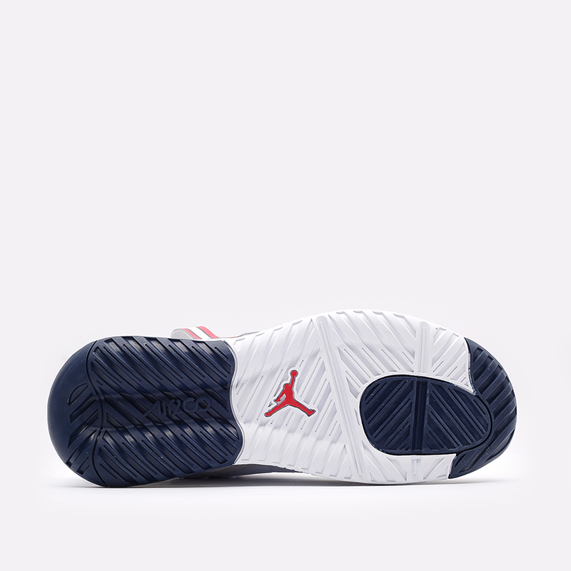 мужские белые  кроссовки jordan ma2 psg DJ2657-104 - цена, описание, фото 5