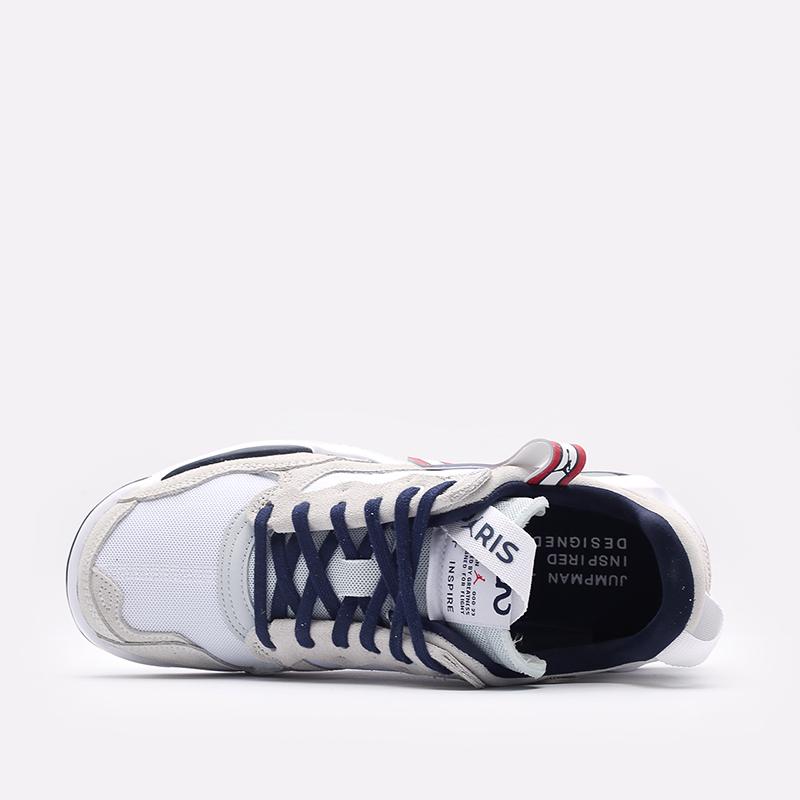 мужские белые  кроссовки jordan ma2 psg DJ2657-104 - цена, описание, фото 6