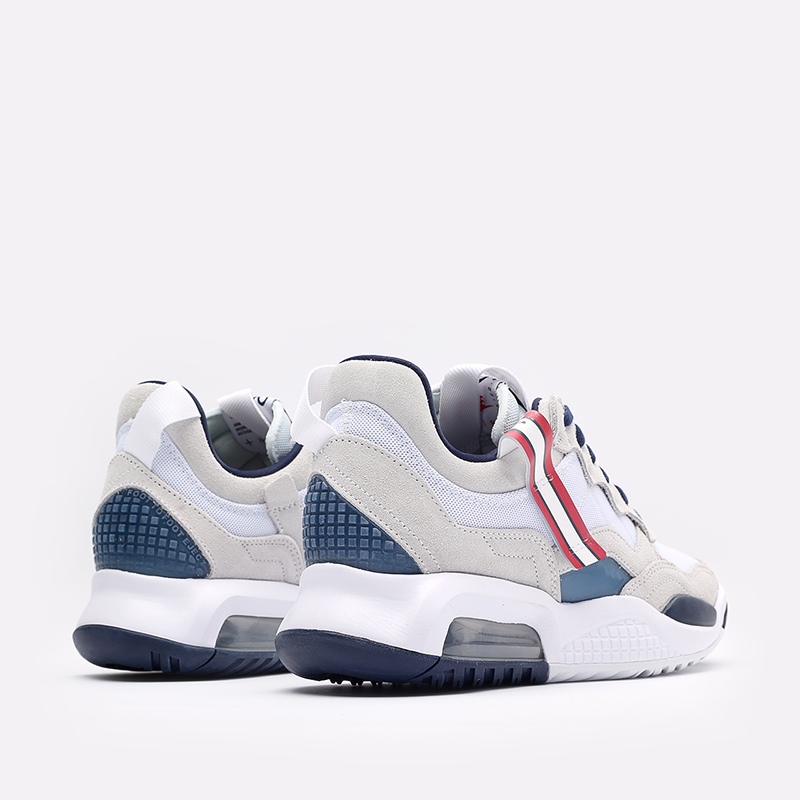 мужские белые  кроссовки jordan ma2 psg DJ2657-104 - цена, описание, фото 3